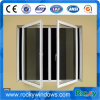 China Factory UPVC/PVC Casement Window