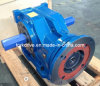K Helical Gearbox with Output Solid Shaft