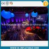 Hot Sale Event Ceiling Decoration Inflatable Balls with Color Changing LED Light for Sale