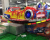 Indoor Amusement Rides Crazy Rotary Car for Playground Equipment