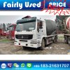 Used HOWO Truck Mixer of HOWO Truck Mixer for Sale