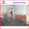 Automatically Hydraulic Waste Paper Baling Machine with Ce