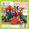 Outdoor Plastic Playground, Amusement Outdoor Playground, Amusement Outdoor Park (JMQ-P062F)