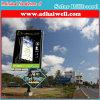 Green Power Solar Solution Advertising Billboard Display