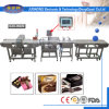 Combination Metal Detector and Check Weigher for Metal Detecting, Weight Checking and Sorting