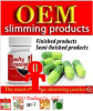 OEM Slimming Capsules/ Weight Loss Pills with Private Label