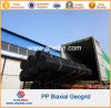Polypropylene PP Biaxial Geogrid for Subgrade Reinforcement