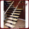 Steel Wood Glass Stairs (DMS-7010)
