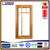 Aluminum Wood Composite Cladding Windows