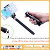 Wireless Bluetooth Monopod (RK86E) for Selfie