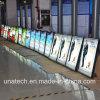 Indoor Wall-Mountnd Club Aluminium Advertising Flimsy Scrolling Light Box Signs