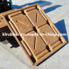 Euro Press Wood Pallet Compressed Wooden Pallet