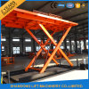 Floor to Floor Scissor Boom Lifts Car Hoists