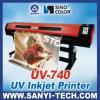 UV LED Printing Machines UV-740, 1.6m/ 1.8m / 3.2m, 5 Color, 1440dpi