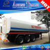 3 Axles Crude Oil Storage 40cbm Diesel Liquid Tanker Semi Trailer