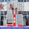 Oversea Service Sc100/100 Construction Materials Hoist Elevator for Sale