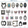 Metal Accessories for Shoes and Cloth