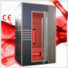 Red Glass Heater Sauna/Sauna/Infrared Sauna/Sauna Room/Sauna House/Infrared Red Sauna (GW-2h7RAD)
