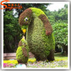 Artificial Boxwood Hedge Animal Artificial Topiary Plants for Garden Decoration