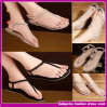 2015 The New Arrived Fashion Sandals with The Flat for Women in High Quality (D00385)