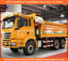 336HP Heavy Duty Shacman M3000 Dump Trucks for Loading Stone