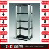 Magic Corner Steel Metal Display Case Kitchen