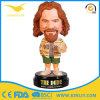 Outdoor & Indoor Home Garden Resin Bobblehead Decoration Miniature Statue