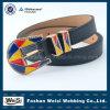 Manufacturer Wholesale Fashionable Women Black Waist PU Belt