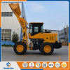 China Mini Loader 1.8-2 Ton 4WD Front End Wheel Loader Earth-Moving Machine Price Ce/ISO