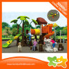 Hot Selling Residential Playground Equipment with Climbing Frame