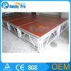Aluminum Stage (Plywood)