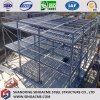 High Rise Steel Construction for Office Building with Sandwich Panel