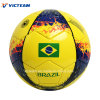 Custom Cotton Wrapped 9 Inch Durable Soccer Ball