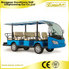 11 Seater Battery Power Electric Sightseeing Car