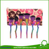 Rose Flower Shape Cosmetics Makeup Brush for Cosmetics Beauty Makeup Factory
