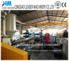 PE/HDPE Sheet Machine HDPE Geocell Sheet Extruding Line Machine