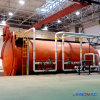 3000X12000mm PED Approved Full Automation Composites Autoclave for Curing Airspace Parts