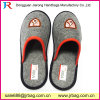 Cheap Felt Disposable Indoor Bathroom Guest Slippers Hotel Use