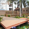 Restaurant/Hotel WPC Plastic Decking 140*23mm