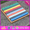 2016 Wholesale Baby Wooden Playing Blocks, Funny Kids Wooden Playing Blocks, Best Sale Children Wooden Playing Blocks W14A181