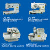 Double Needle & High-Speed Overlock Sewing Machine