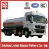 8X4 HOWO Heavy Duty Truck 30000L Oil Fuel Tank Truck