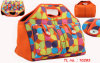 High Quality Colorful Sublimation Printing Neoprene Handbag Shopping Bag