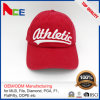 Guangdong OEM ODM 3D Applique Embroidered Promotional Red Women′s Baseball Hat
