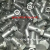 Carbon Steel Gr8 Oil Tube Zinc Plated Special Bolt