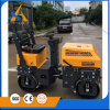 Construction Machinery Equipment Double Drum Steering Vibratory Road Rollers