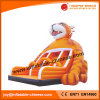 Outdoor Playground Tiger Kid Play Equipment Slide (T4-607)