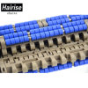 Low Noise Accumulation Roller Plastic Modular Conveyor Belt with ISO