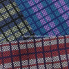 Little Check Wool Fabric for Overcoat