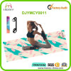 Absorbent Microfiber Professional Quality Natural Rubber Yoga Mats